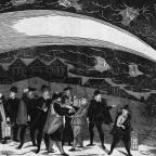 Ezért féltek elődeink a járványokat kísérő üstökösöktől